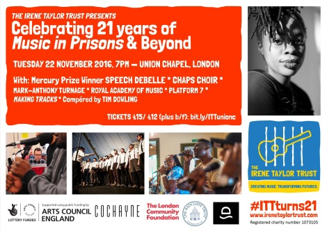 celebrating-21-years-of-music-in-prison-at-union-chapel_flyer