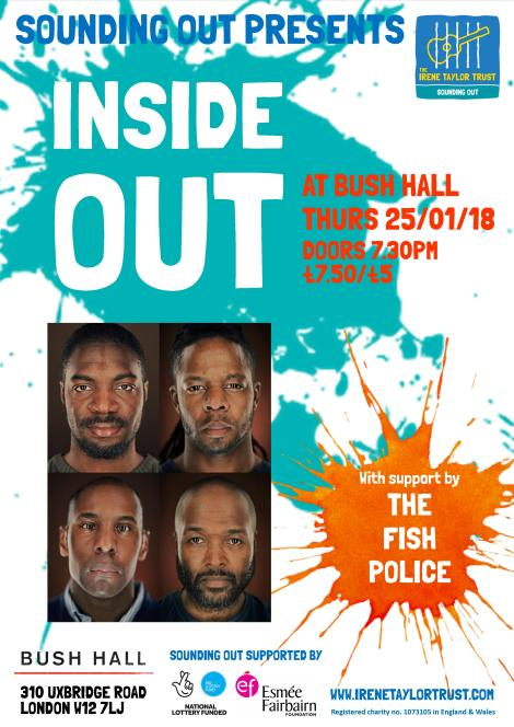 Inside Out at Bush Hall