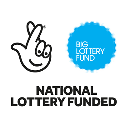 Supported by Big Lottery Fund